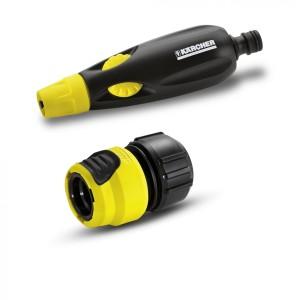 Комплект: распылительная насадка Base и коннектор с обратным клапаном