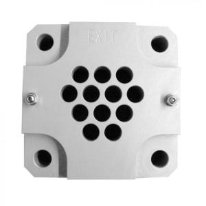 Плита экструдера, 16 мм - для IP 120