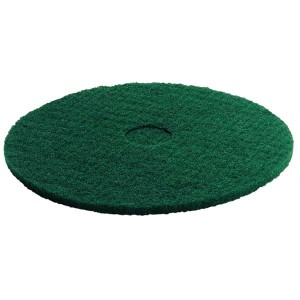 Пад, средне жесткий, зеленый, 381 mm