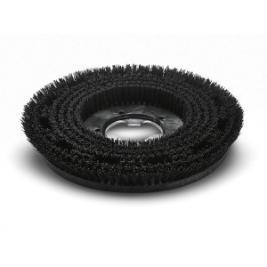 Дисковая щетка, жесткий, черный, 330 mm