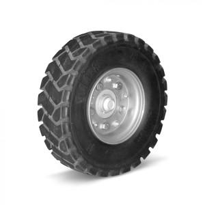 Шины с защитой от проколов (комплект), сплошные, для KM 150/500 4W