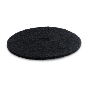 Пад, жесткий, черный, 508 mm