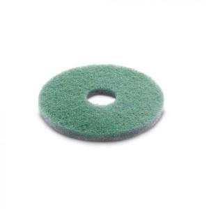Алмазный пад, тонкий, зеленый, 356 mm