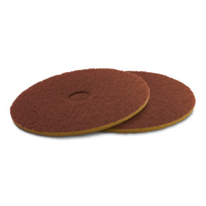 Накладка SPP 51 Set 2x, жесткий, коричневый, 508 mm