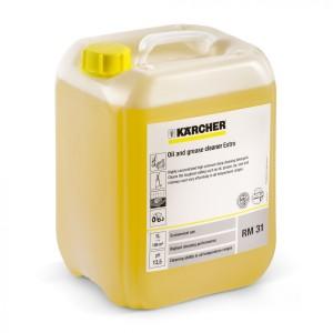 Средство для устранения масляно-жировых загрязнений Extra RM 31, 10 литров