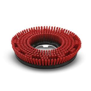 Дисковая щетка, средний, красный, 430 mm