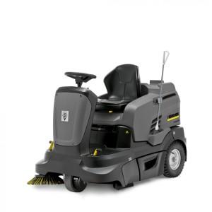 Подметально-всасывающая машина KM 90/60 R G Adv Edition