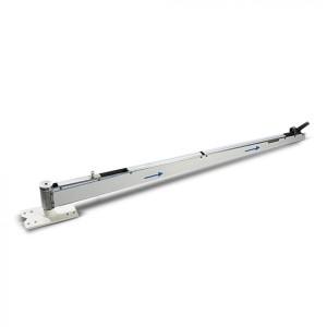 Поворотная стрела, 170°, для шланга для сухой пены