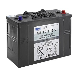 Батарея, 12 V, 105 Ah