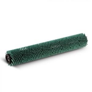 Цилиндрическая щетка, жесткий, зеленый, 638 mm