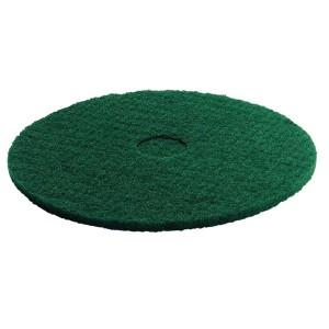 Пад, средне жесткий, зеленый, 280 mm
