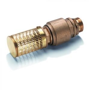 Входной фильтр с обратным клапаном