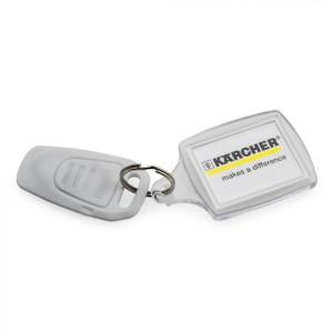 Ключ для системы KIK, белый