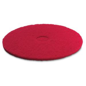 Пад, средне мягкий, красный, 533 mm
