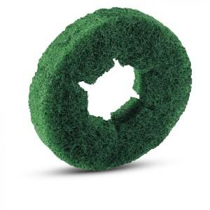 Роликовый пад, жесткий, зеленый mm