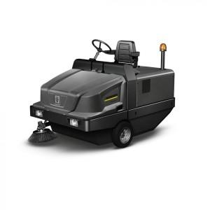 Подметально-всасывающая машина KM 130/300 LPG