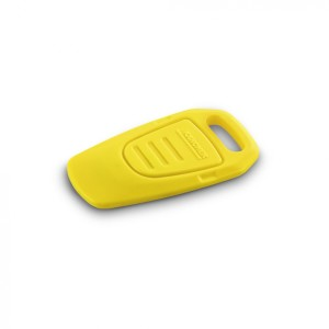 Ключ для системы KIK, желтый