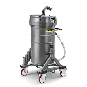 Промышленный пылесос IVR-L 120/24-2 Tc