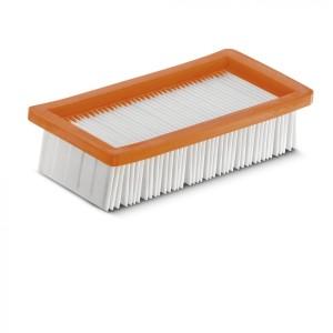Плоский складчатый фильтр к пылесосам для золы и хозяйственным пылесосам