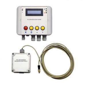 Детектор CO₂ с датчиком