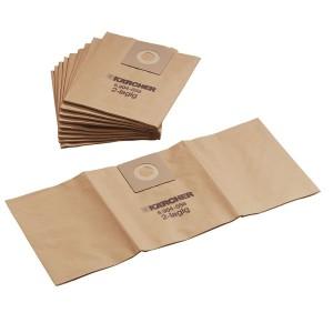 Бумажные фильтр-мешки, 200 шт.