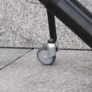Поворотный ролик для всасывающей трубы (100 мм)
