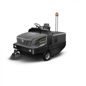 Подметально-всасывающая машина KM 150/500 D 4W