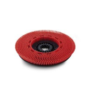 Дисковая щетка, средний, красный, 510 mm