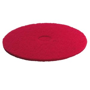 Пад, средне мягкий, красный, 356 mm