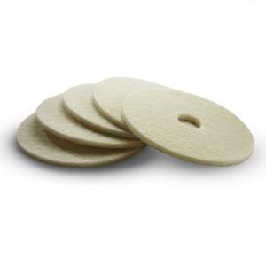 Пады для полировки, мягкий, бежевый, 508 mm