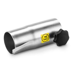 Соединитель для шланга, с внутренним конусом, из нерж. стали, DN 50