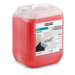 Кислотное средство для общей чистки полов RM 751