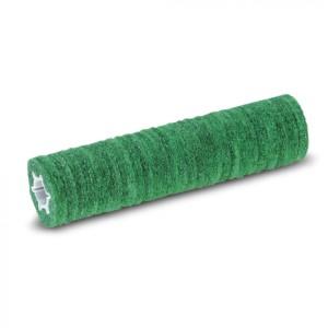 Втулка с роликовыми падами, жесткий, зеленый, 350 mm