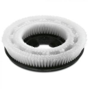 Дисковая щетка, очень мягкий, белый, 300 mm