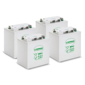 Комплект батарей, 24 V, 170 Ah, необслуживаемая
