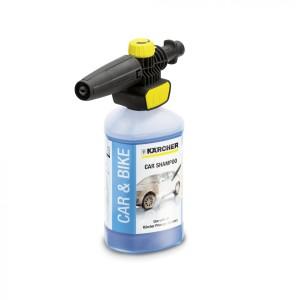 Пенное сопло FJ 10 +средство для мытья автомобилей 1л