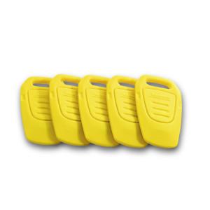 Желтые ключи для системы KIK (5 шт.)