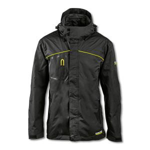 Мужская куртка 3-в-1, размер XXXL