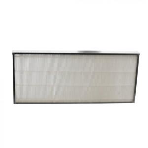 Плоский складчатый фильтр, для KM 150/500