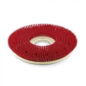 Дисковая щетка, средний, красный, 508 mm