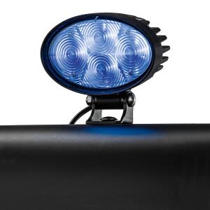 Прожектор с малым углом рассеяния, синий