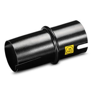 Соединитель для шланга, с внутренним конусом, из нерж. стали, DN 40