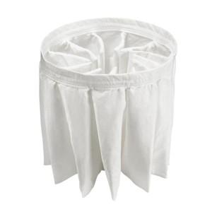 Гофрированный фильтр, белый, для IV 60 и IV 100/40-55