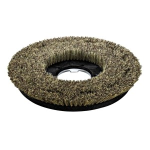 Дисковая щетка, мягкий, натуральный, 430 mm