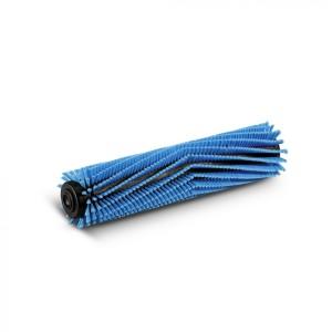 Цилиндрическая щетка, мягкий, синий, 400 mm