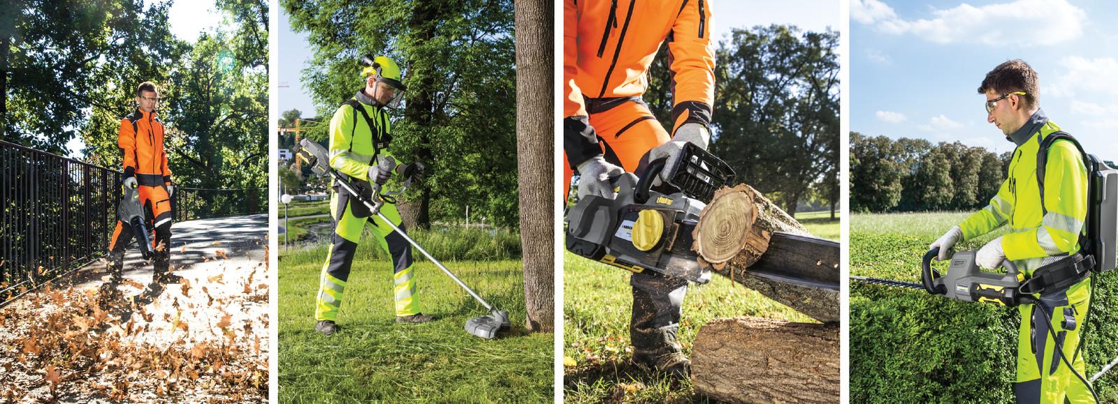 Впечатляющие выносливость, производительность, экологичность — новые аккумуляторные инструменты от Kärcher
